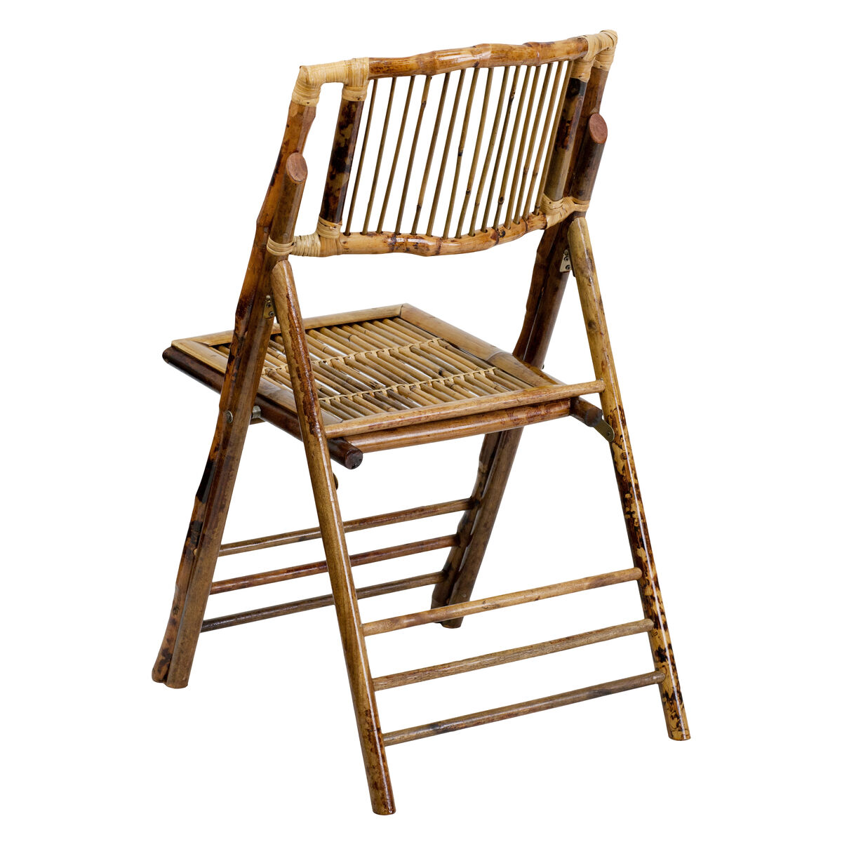 Bamboo Folding Chair X 62111 Bam Gg Foldingchairs4less Com