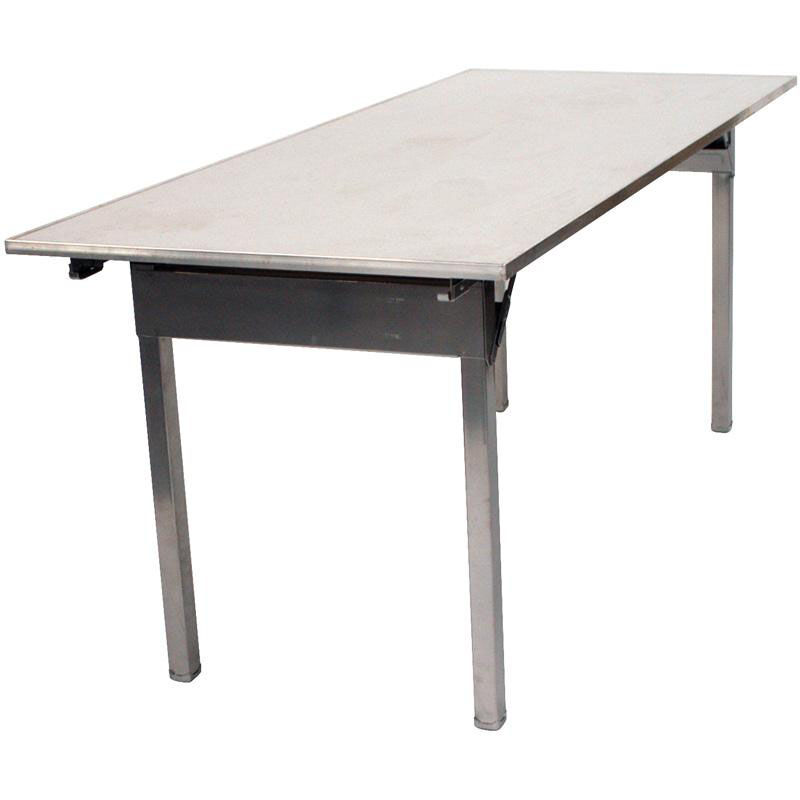 ... Our Original Series Lightweight Banquet Table With Aluminum Edge And  Laminate Top For Heavy Duty