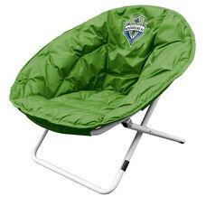 Seattle Sounders Team Logo Folding Sphere Chair