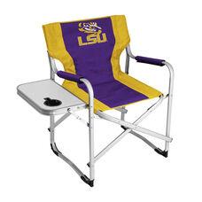 Louisiana State University Team Logo Deck Chair