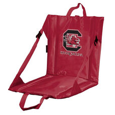 University of South Carolina Team Logo Bi-Fold Stadium Seat