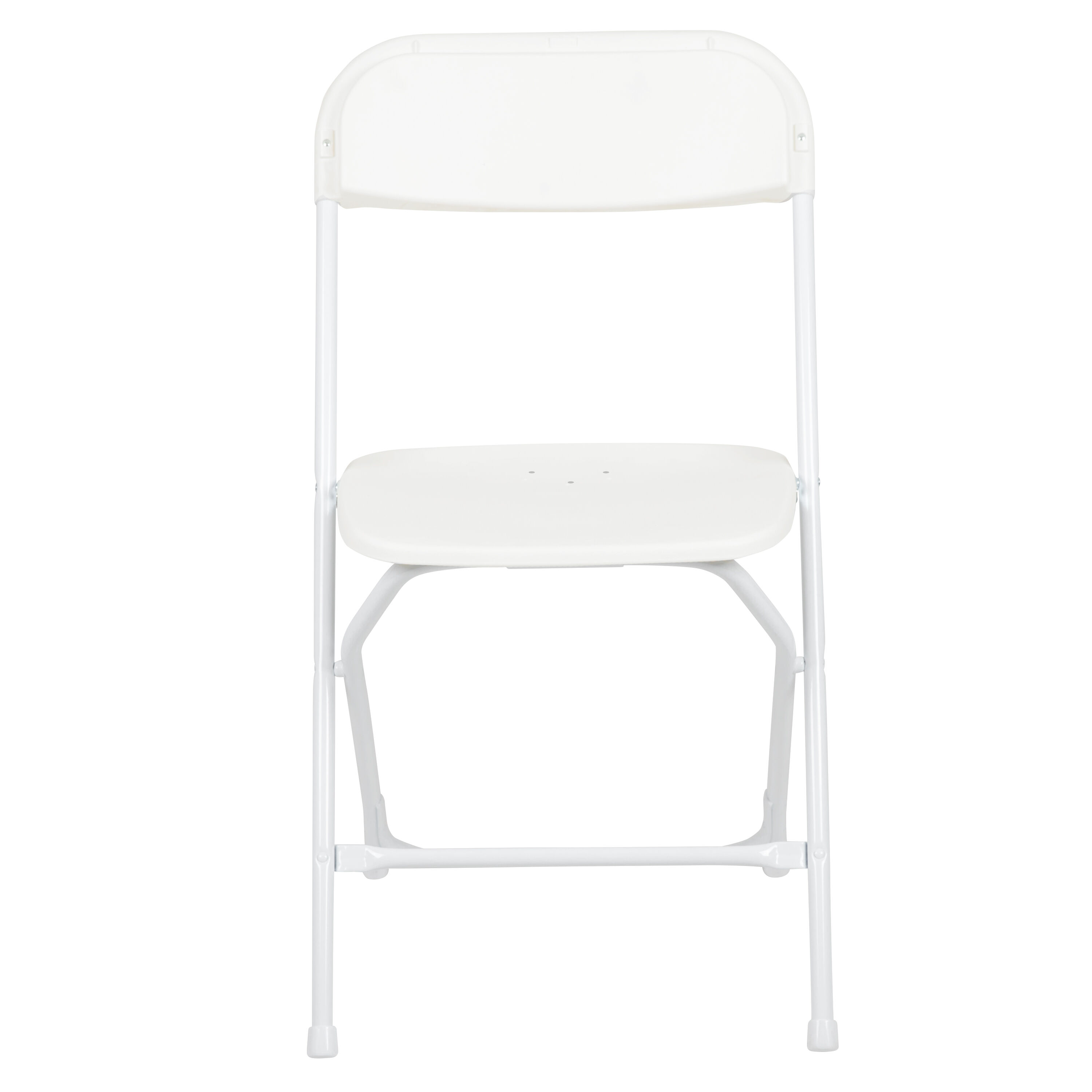 ... Our HERCULES Series 650 Lb. Capacity Premium White Plastic Folding Chair  Is On Sale Now ...
