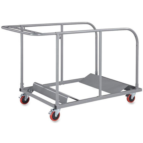 Our Lorell Round Table Trolley Cart 32.8