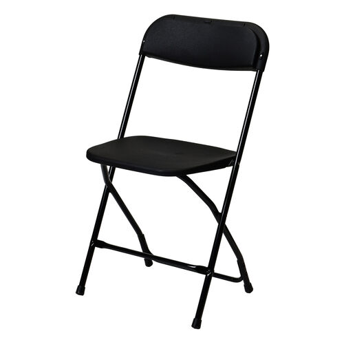500 lb. Max Poly Performance Folding Chair