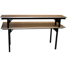 Original Series Rectangular Riser with Plywood Top - 96