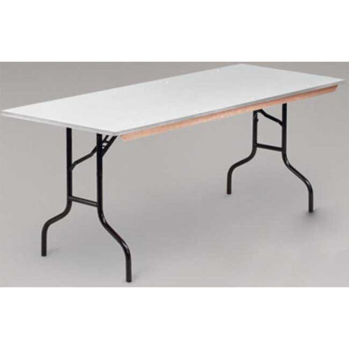 Our EP Series Rectangular Plywood Core Folding Table - 30