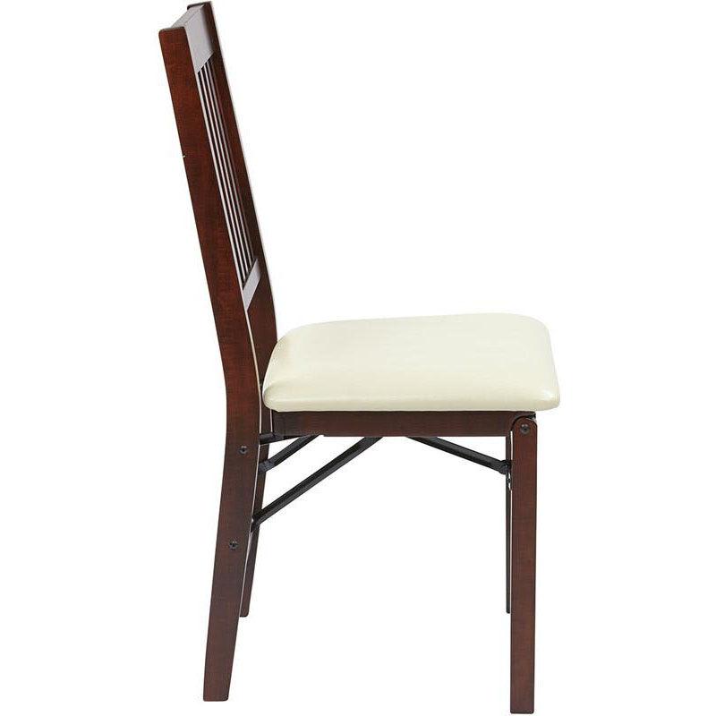 ... Our OSP Designs Hacienda U0027u0027Mission Backu0027u0027 Folding Chair   Set Of 2