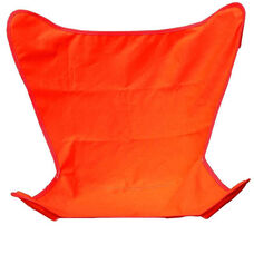 Butterfly Chair Replacement Cover - Orange