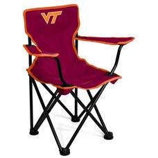 Virginia Tech Team Logo Toddler Chair