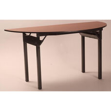 Original Series Half Round Banquet Table with Laminate Top - 36