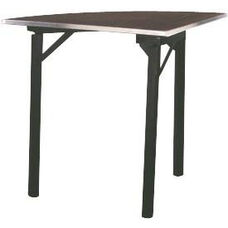 Original Series Quarter Round Banquet Table with Plywood Top - 18