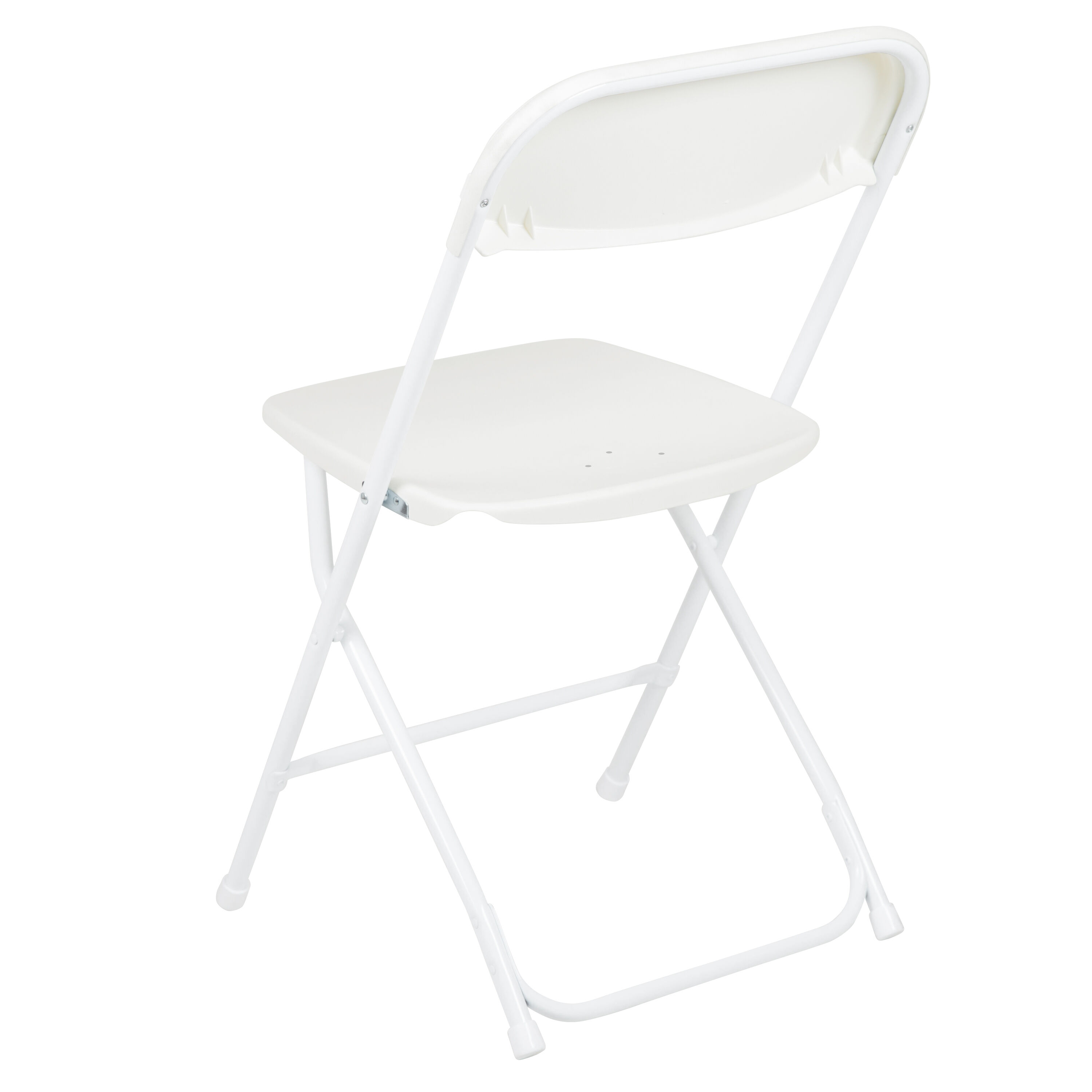 Superbe Capacity Premium White Plastic Folding Chair Is On Sale Now ...