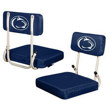 Penn State University Team Logo Hard Back Stadium Seat