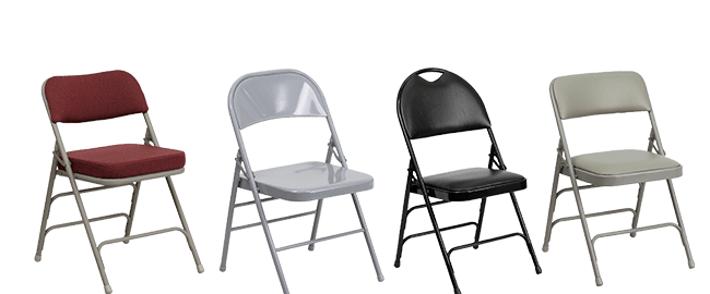 Foldingchairless Metal Folding Chairs Plastic Folding